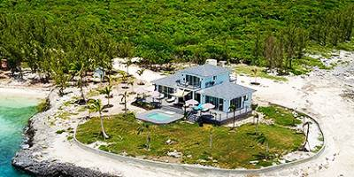 private beach house rentals in bahamas