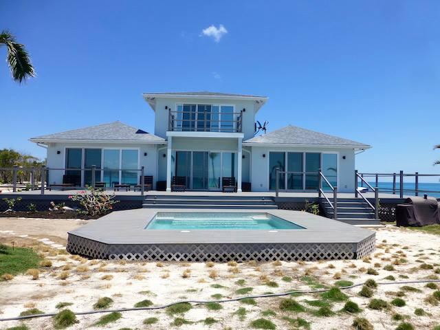 House and Beach